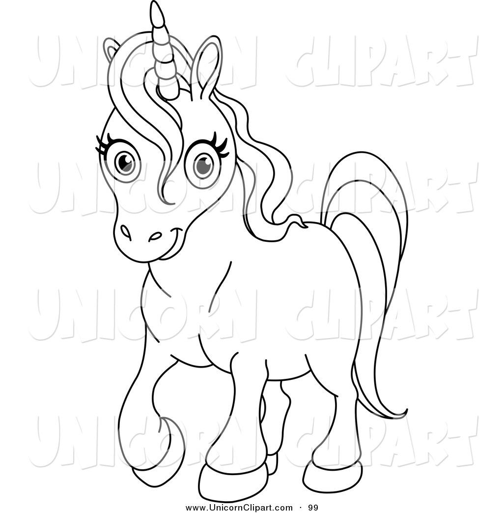 Unicorn Clipart Printable