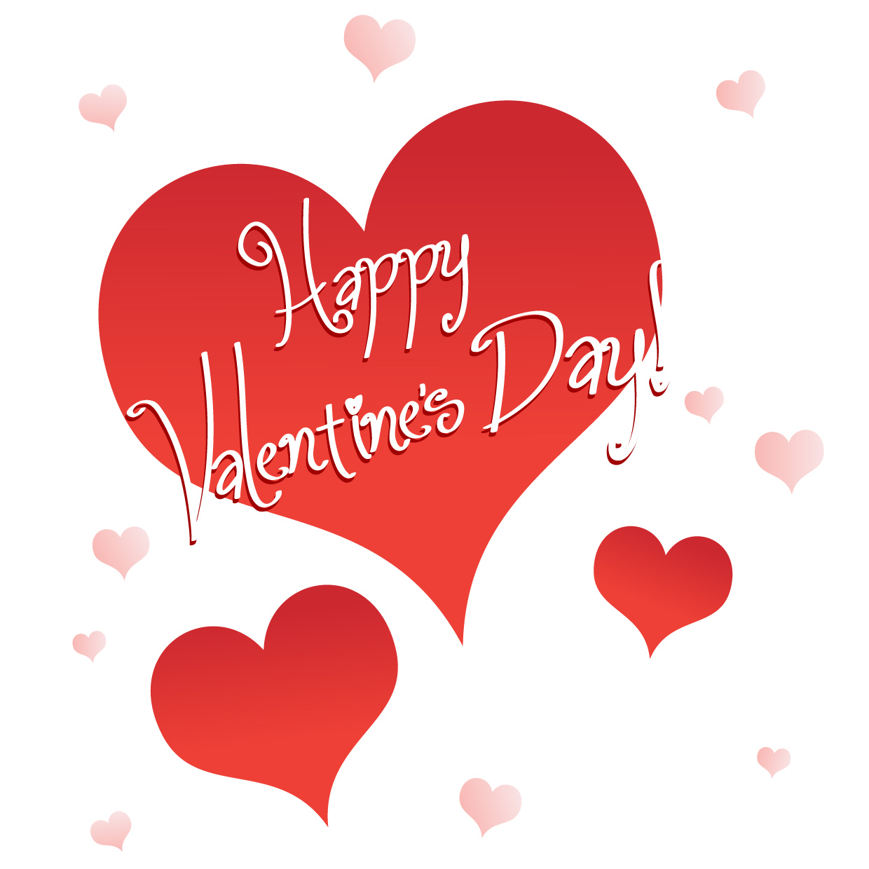 Happy Valentines Day Clipart To Color