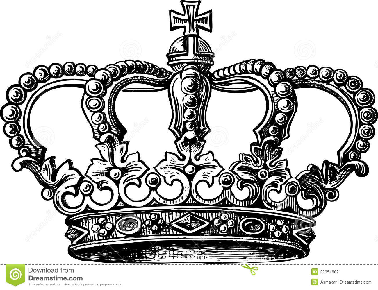 Vintage Crown Clipart 20 Free Cliparts