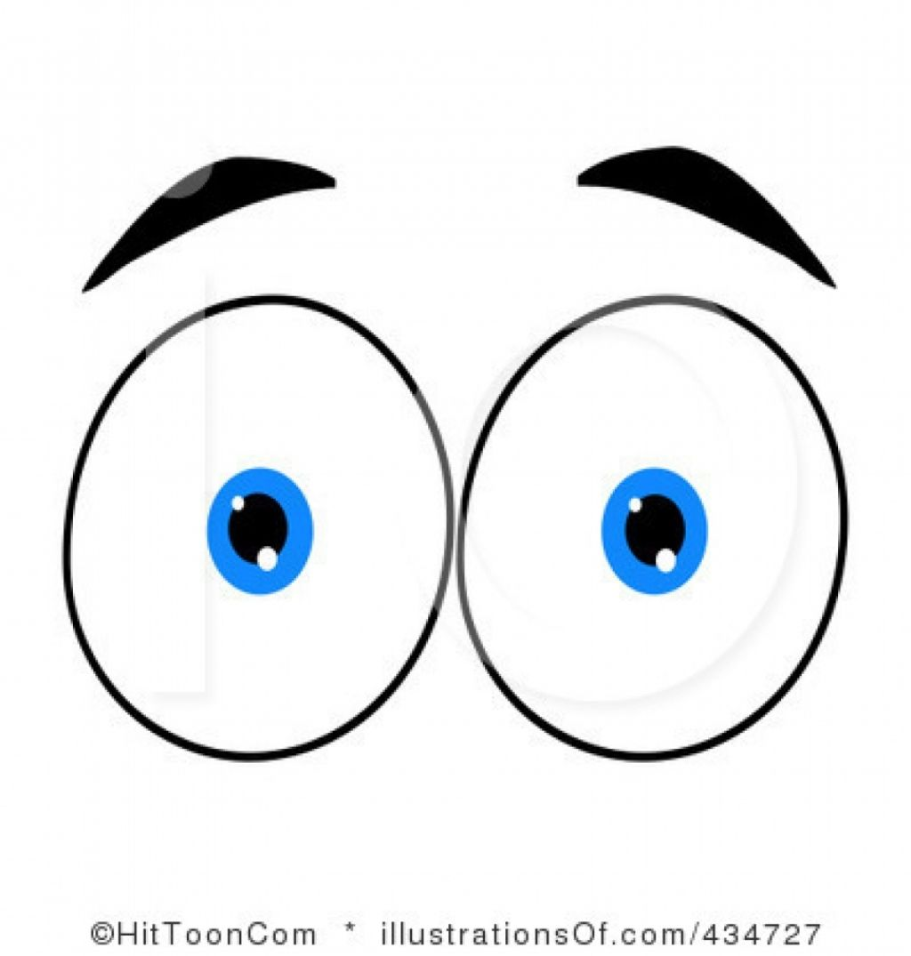 Watching Eyes Clipart