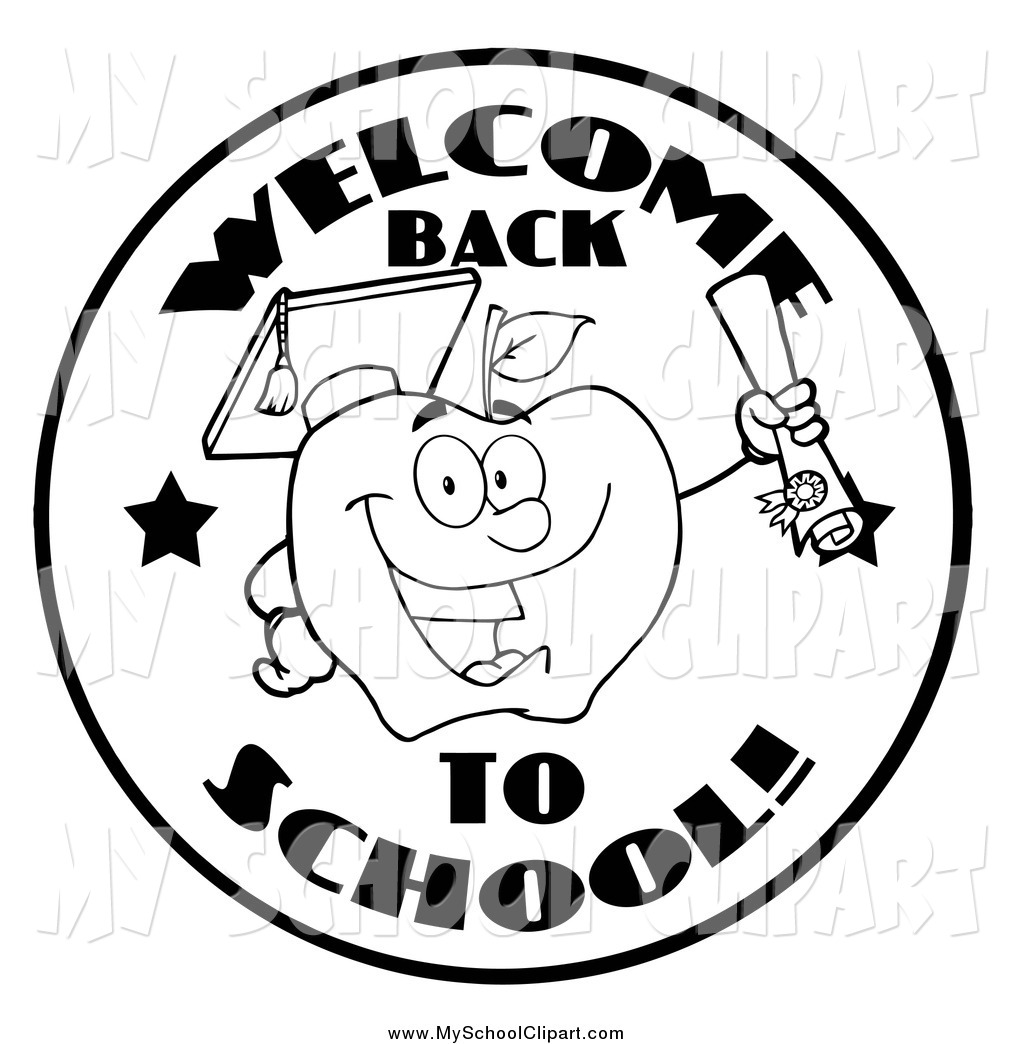 Student Welcome Clipart