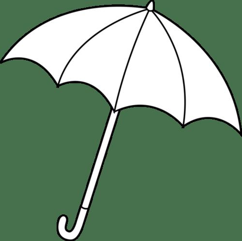 White parasol clipart - Clipground (500 x 498 Pixel)
