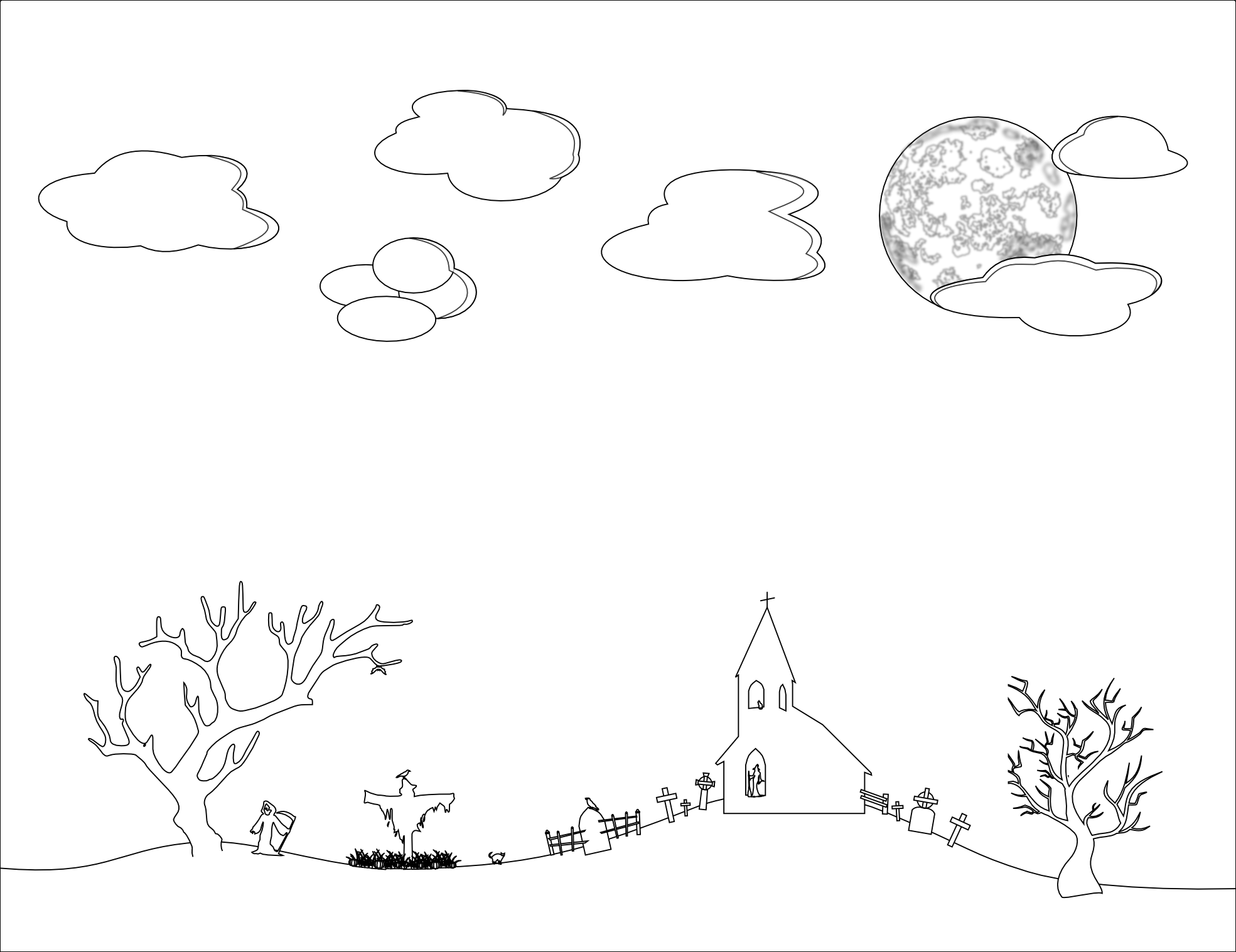White Sky Clipart 20 Free Cliparts