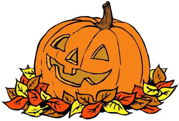 Halloween Pumpkin Clipart