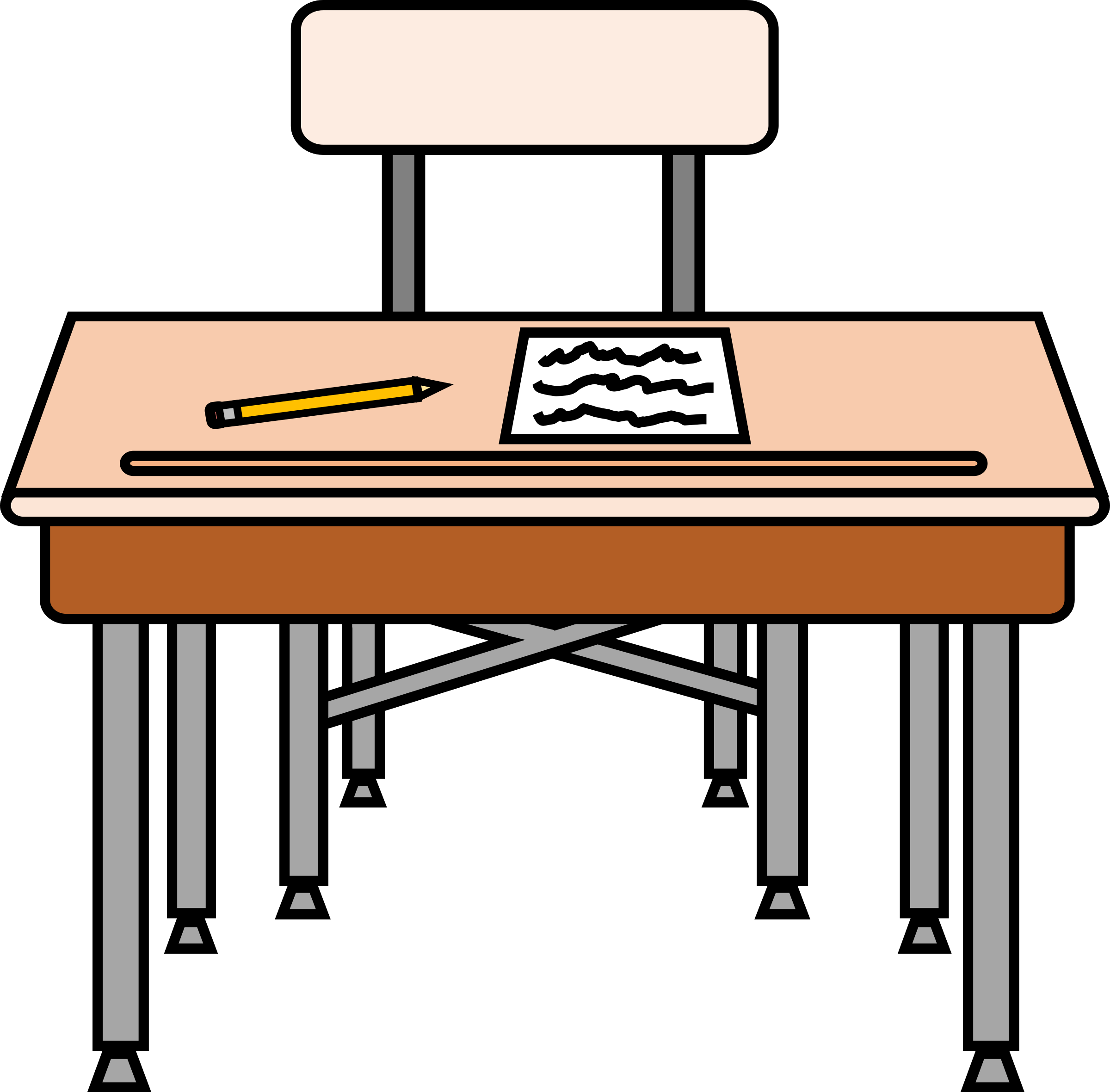 Worksheets Clipart