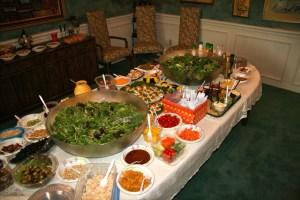 Bee's Salad Toss 2013