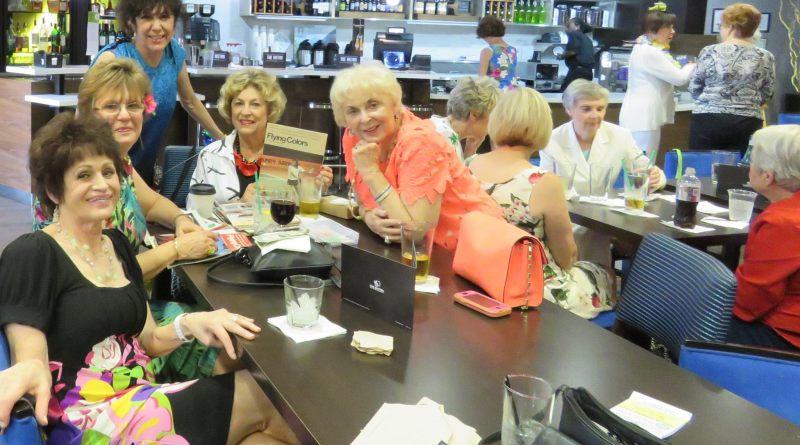 Judy Giles2015Mayluncheon weekend