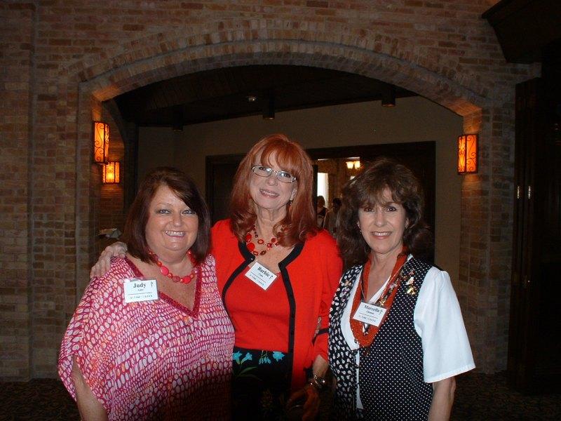 Judy Giles, Barbie Conn & Marcella Gleason