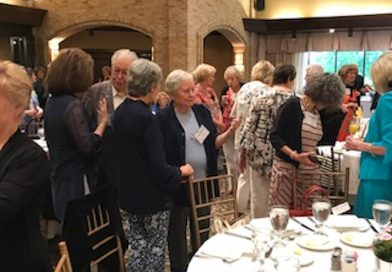 2018 May Luncheon