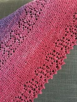 Nurmilintu hand dyed yarn f