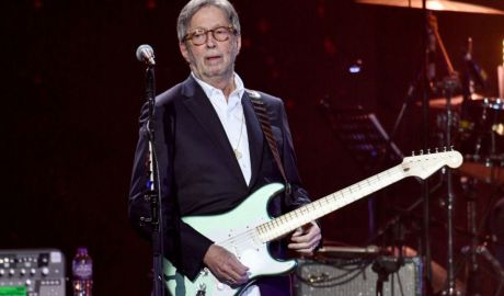 Eric Clapton Gareth Cattermole/Getty Images
