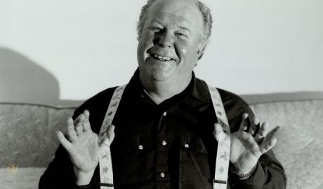 Actor Ned Beatty PETER POWER VIA GETTY IMAGES