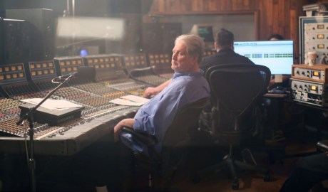 Brian Wilson in 'Brian Wilson: Long Promised Road' LEY LINE ENTERTAINMENT