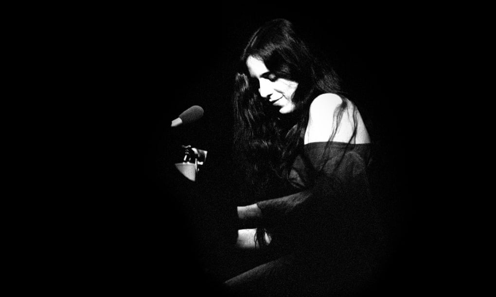 'She kindled a loyalty fierce enough to withstand semi-obscurity' … Laura Nyro in San Francisco, 1971. Photograph: Robert Altman/Getty Images