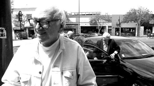 William F. Nolan and Ray Bradbury