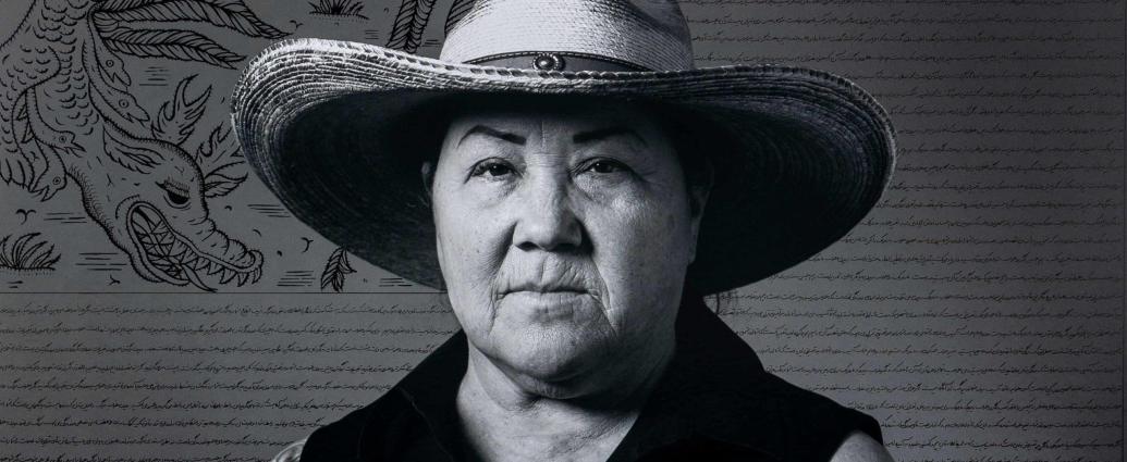 Diverse communities ... Consuelo Quintana. Photograph: Shirin Neshat/Gladstone Gallery