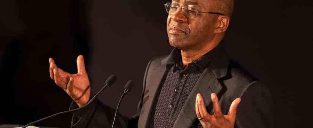 Strive Masiyiwa. Photograph: Nic Bothma/EPA