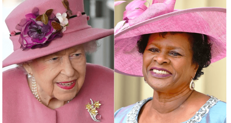 Sandra Mason, the current governor-general, is set to be sworn in as president on November 30, the country's 55th anniversary of independence from the UK [Jacob King and John Stillwell/AFP]