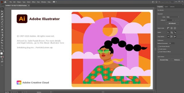 Download Adobe Illustrator Crack   Adobe Illustrator CC 2021 Pre-activated