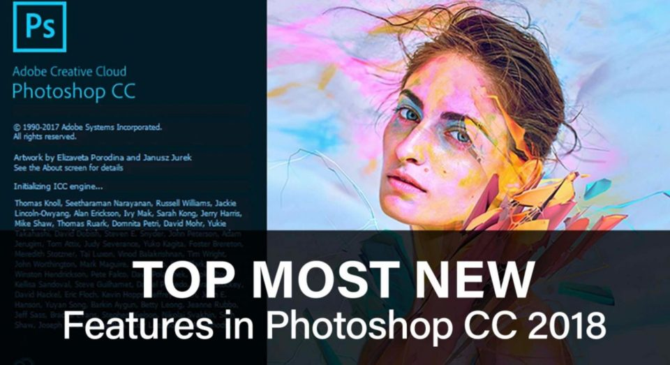 Photoshop Features