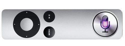 apple TV siri-remote