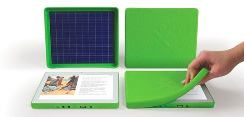 olpc XO 3 negroponte tablet