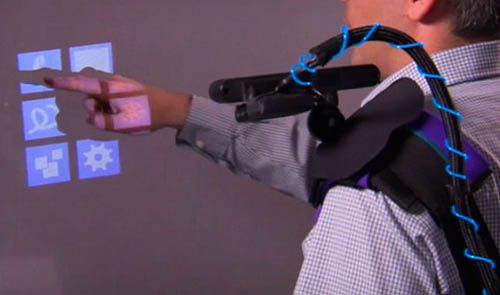 microsoft_wearable_multitouch_projector
