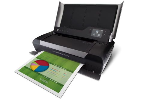 Hp Officejet 150 Mobile All In One La Impresora Escáner Portátil