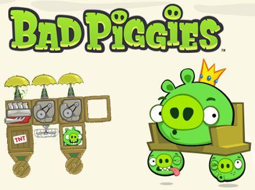 Bad Piggies, Rovio,