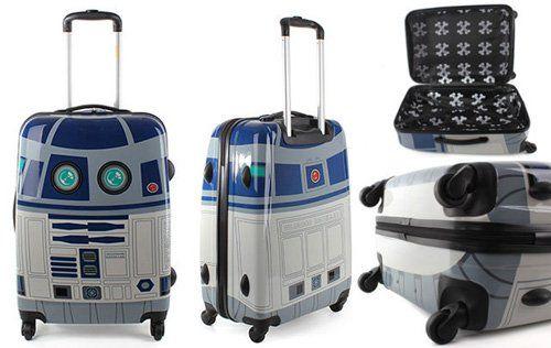 MAleta, R2-D2, Star Wars