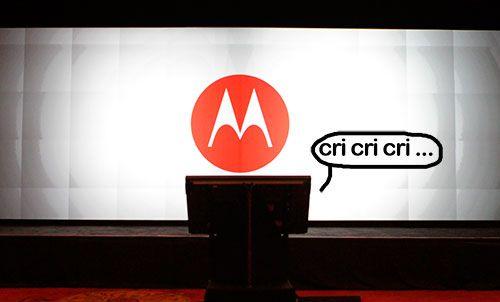 Motorola dead