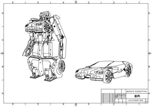 Transformer planos