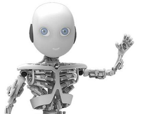 Roboy, robot humanoide
