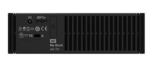 Western Digital, My Book AV-TV