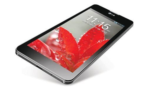 Smartphone Optimus G