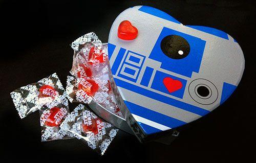 r2 d2 candy heart