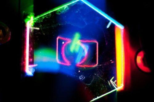 Holograma HP