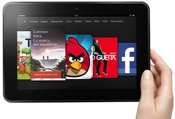 Kindle Fire HD 8'9