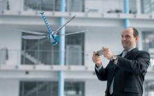 BionicOpter drone libélula
