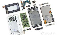 Despiece HTC One, iFixit