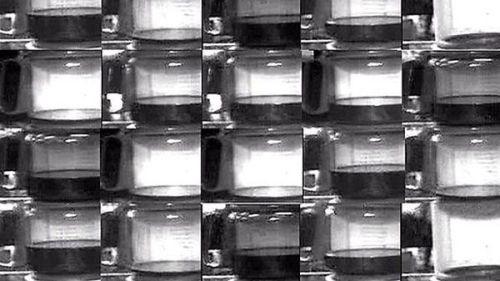 Primera webcam controlando cafetera