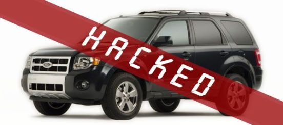 Ford Escape hacked clipset