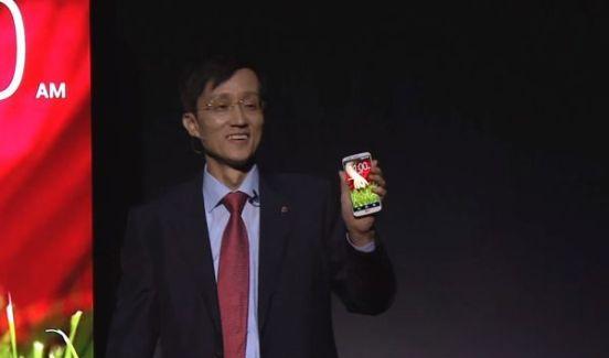 Presentacion LG G2 clipset