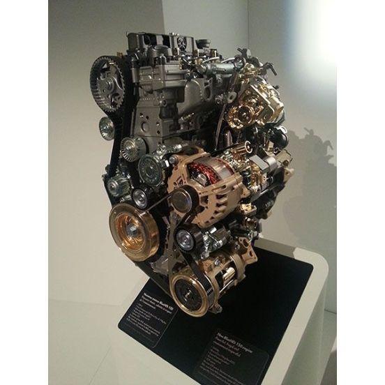 Motor 150 BlueHDi Grand C4 Picasso clipset