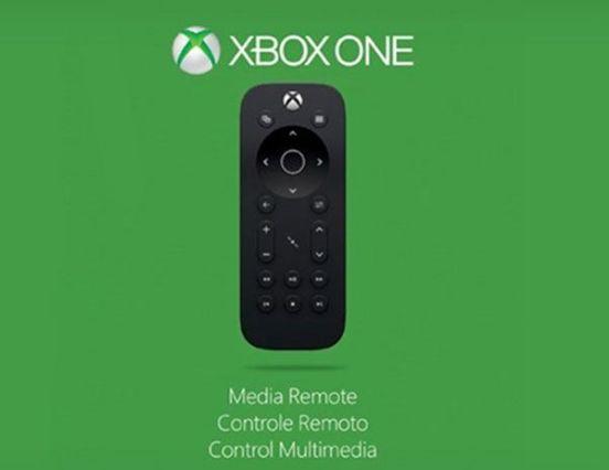 remote media xbox