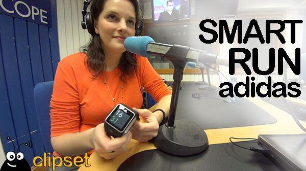 Acercarse simplemente grieta  Adidas miCoach SmartRun, pulsómetro y GPS para corredores Videocast