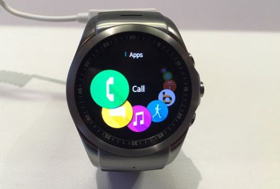LG Watch Urbane LTE interfaz 3