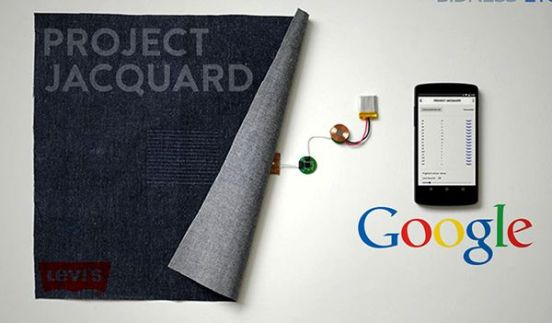 google-levis-strauss-working-on-project-jacquard-for-smart-clothing