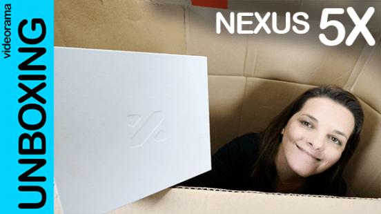 nexus 5x unbox
