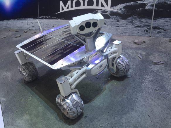 Audi Moon Clipset